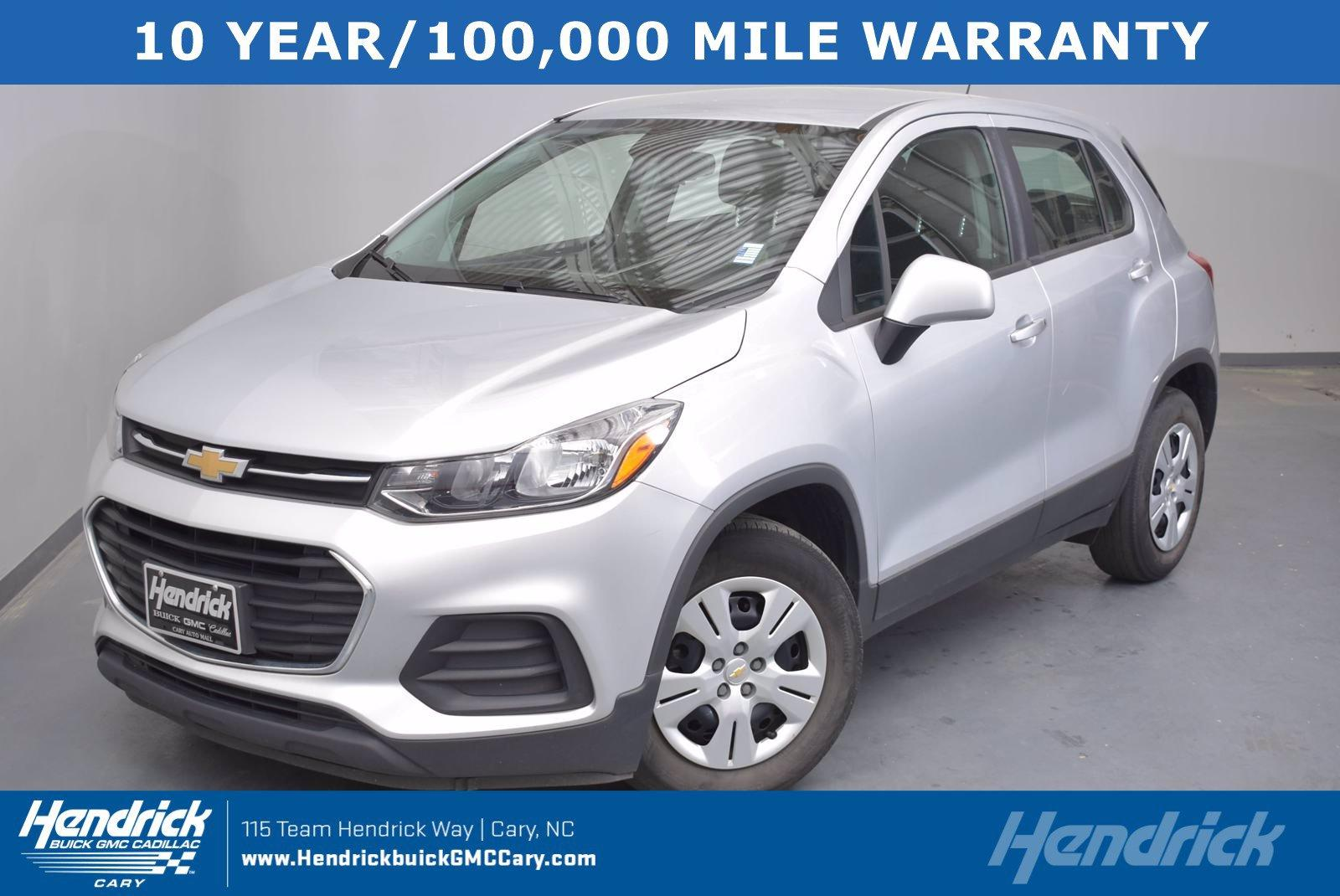 2017 Chevrolet Trax Vehicle Photo in Cary, NC 27511