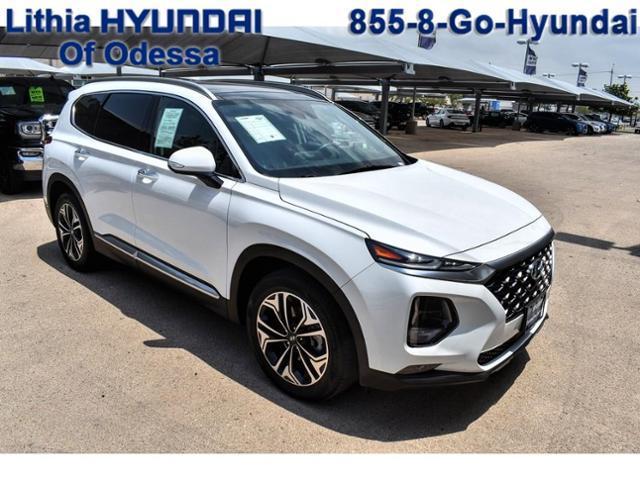 2019 Hyundai Santa Fe Vehicle Photo in Odessa, TX 79762