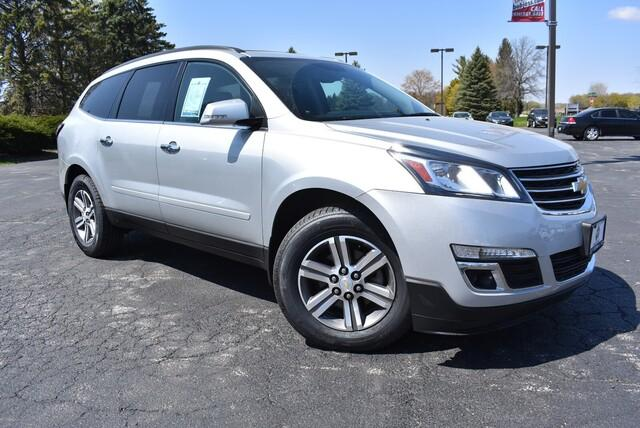 Used Chevrolet Traverse Elburn Il