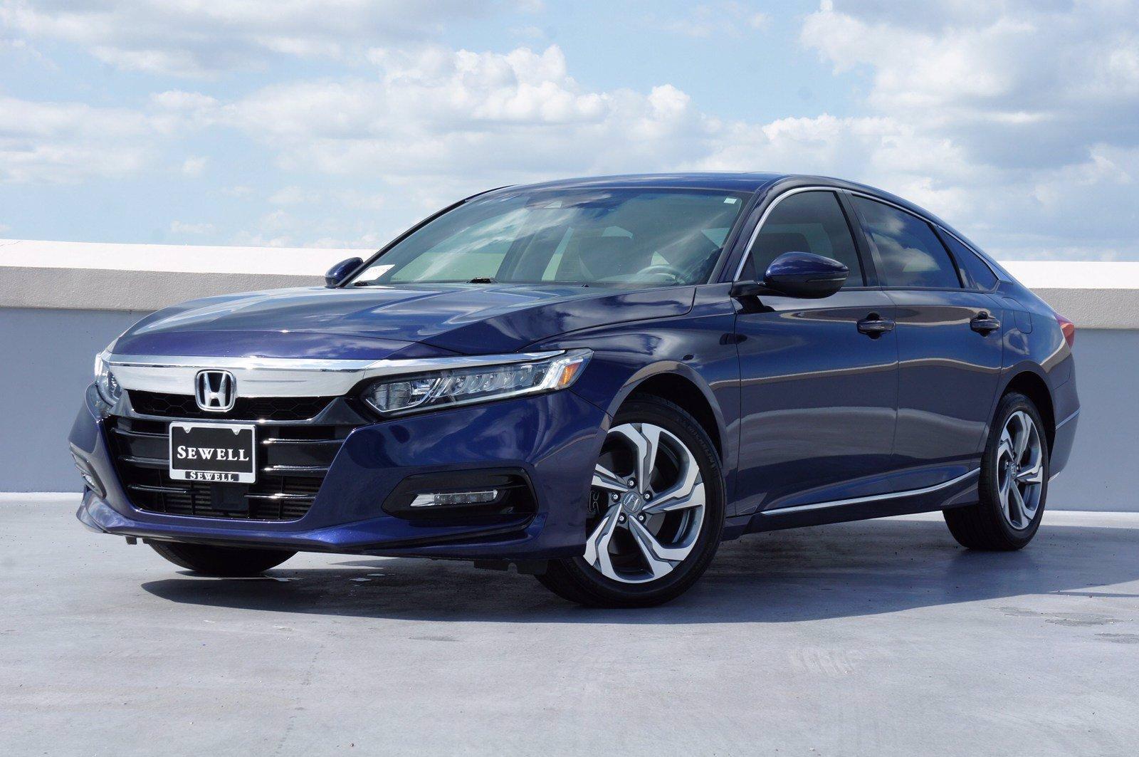 2019 Honda Accord Sedan Vehicle Photo in Dallas, TX 75209