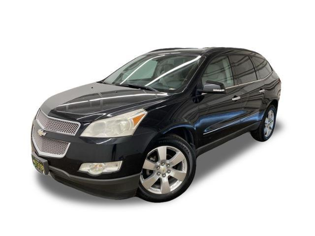 2009 Chevrolet Traverse Vehicle Photo in PORTLAND, OR 97225-3518