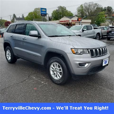 2018 Jeep Grand Cherokee Vehicle Photo in TERRYVILLE, CT 06786-5904