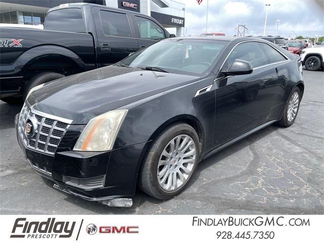 2012 Cadillac CTS Coupe Vehicle Photo in Prescott, AZ 86305