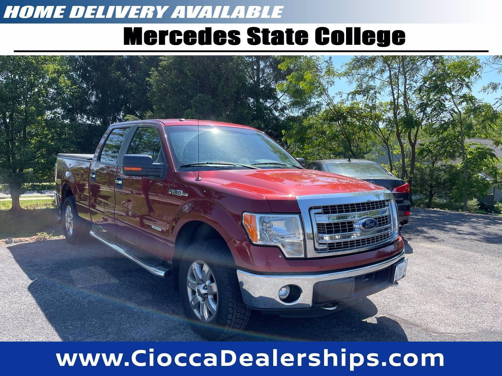 2014 Ford F-150 Vehicle Photo in State College, PA 16801