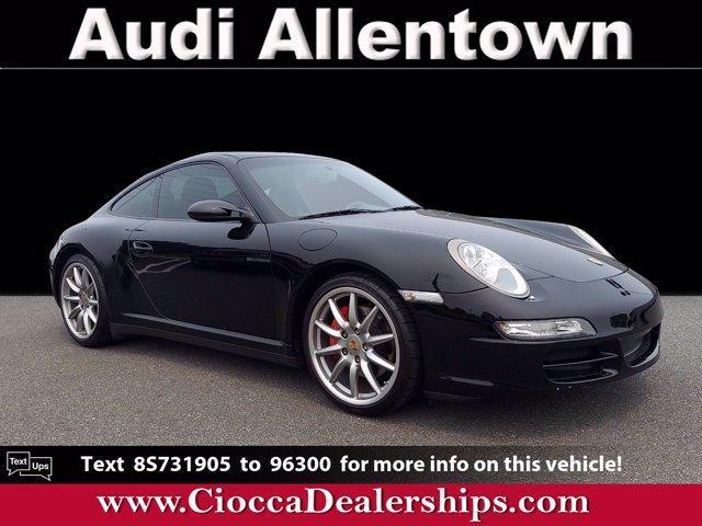2008 Porsche 911 Vehicle Photo in Allentown, PA 18103