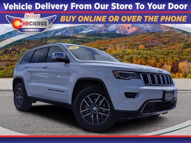 2017 Jeep Grand Cherokee Vehicle Photo in Colorado Springs, CO 80905