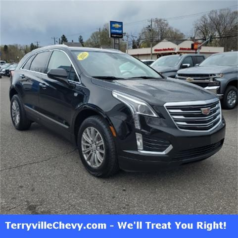 2017 Cadillac XT5 Vehicle Photo in Terryville, CT 06786