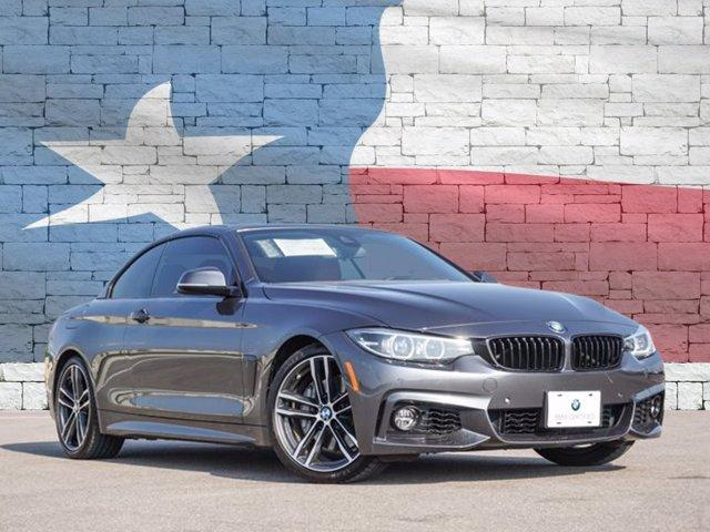 2019 BMW 440i Vehicle Photo in Temple, TX 76502