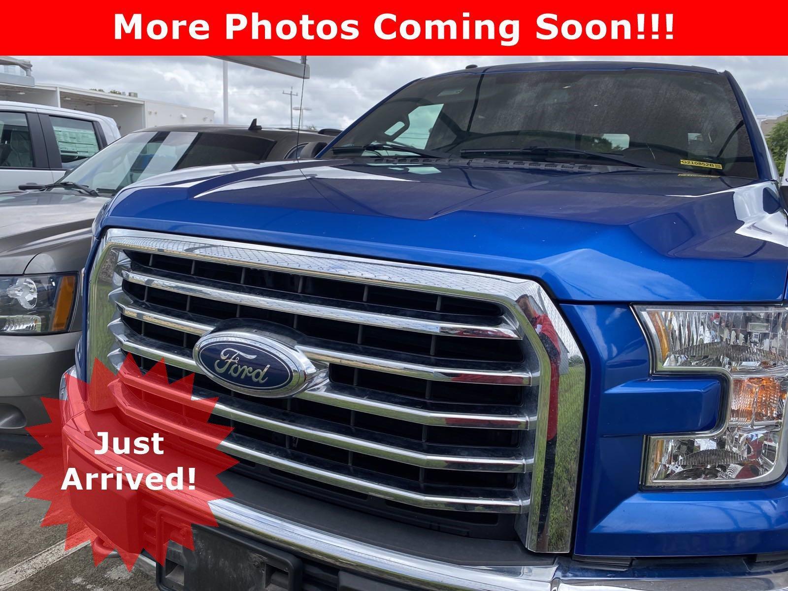 2016 Ford F-150 Vehicle Photo in Selma, TX 78154
