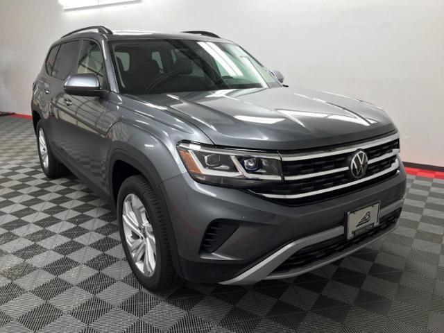 2021 Volkswagen Atlas Vehicle Photo in Appleton, WI 54913