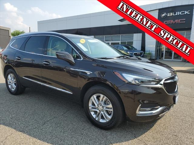 2018 Buick Enclave Vehicle Photo in LITTLE FALLS, NJ 07424-1717