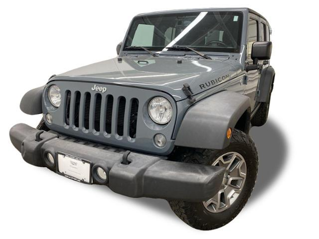 2015 Jeep Wrangler Unlimited Vehicle Photo in PORTLAND, OR 97225-3518