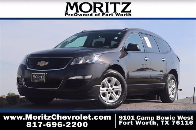 2017 Chevrolet Traverse Vehicle Photo in Fort Worth, TX 76116