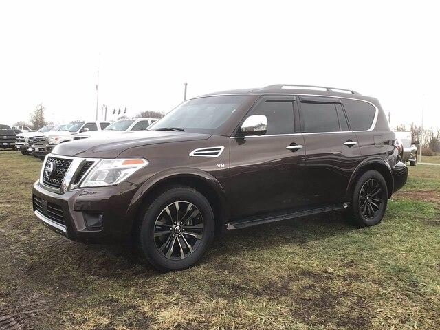 2019 Nissan Armada Vehicle Photo in Danville, KY 40422