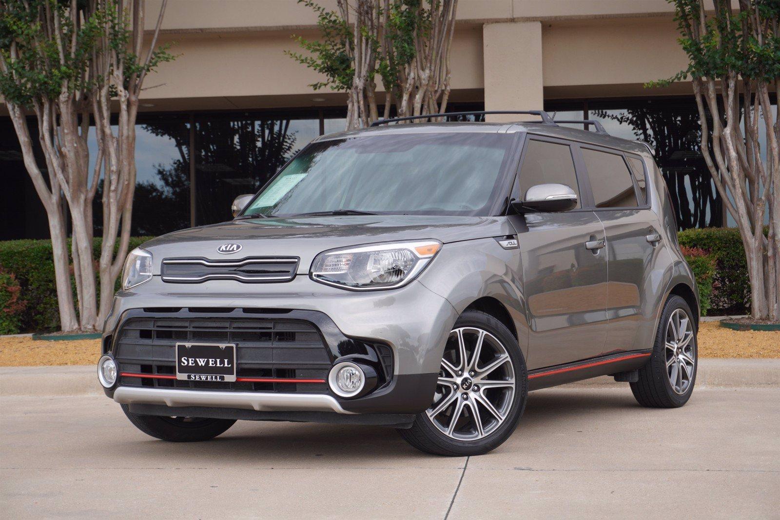 2019 Kia Soul Vehicle Photo in Grapevine, TX 76051