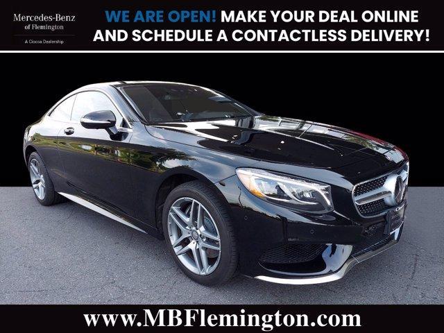 2015 Mercedes-Benz S-Class Vehicle Photo in Flemington, NJ 08822