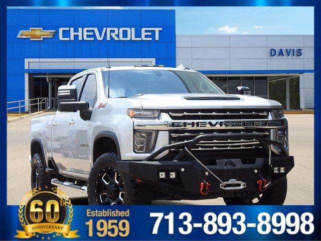2020 Chevrolet Silverado 2500HD Vehicle Photo in Houston, TX 77054