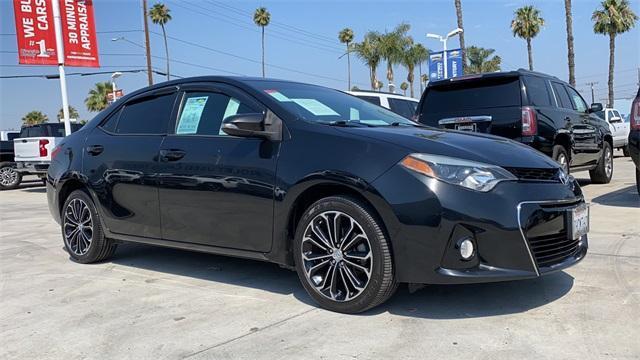 2014 Toyota Corolla Vehicle Photo in Riverside, CA 92504