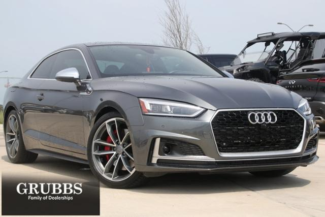2018 Audi S5 Coupe Vehicle Photo in Grapevine, TX 76051