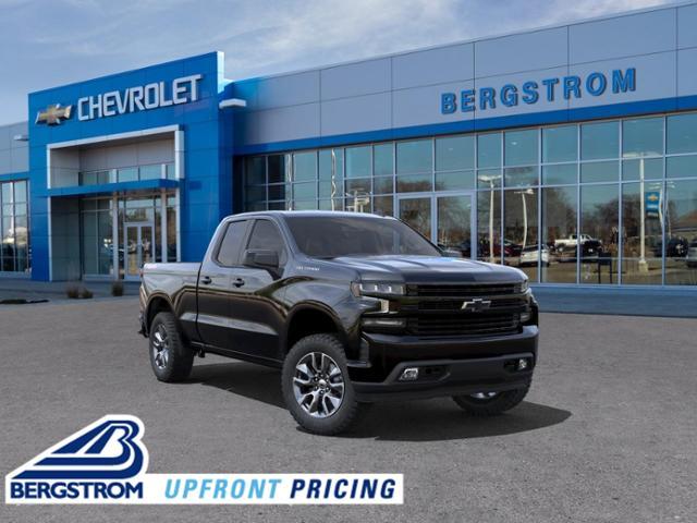 2021 Chevrolet Silverado 1500 Vehicle Photo in APPLETON, WI 54914-4656