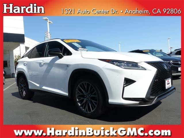 2018 Lexus RX 350 Vehicle Photo in Anaheim, CA 92806
