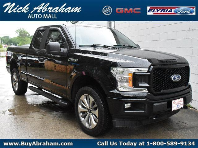2018 Ford F-150 Vehicle Photo in ELYRIA, OH 44035-6349