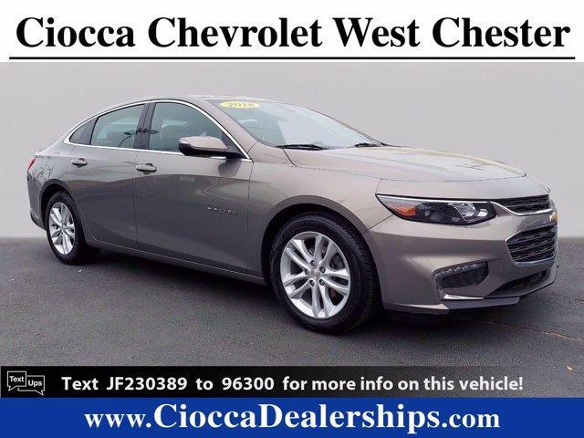 2018 Chevrolet Malibu Vehicle Photo in West Chester, PA 19382