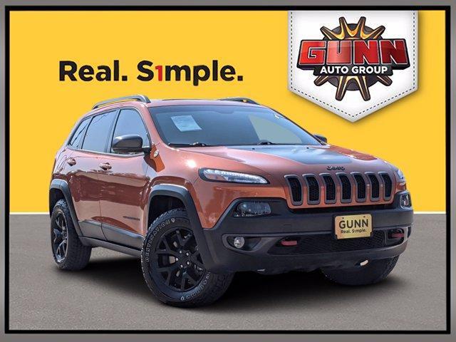 2015 Jeep Cherokee Vehicle Photo in San Antonio, TX 78209