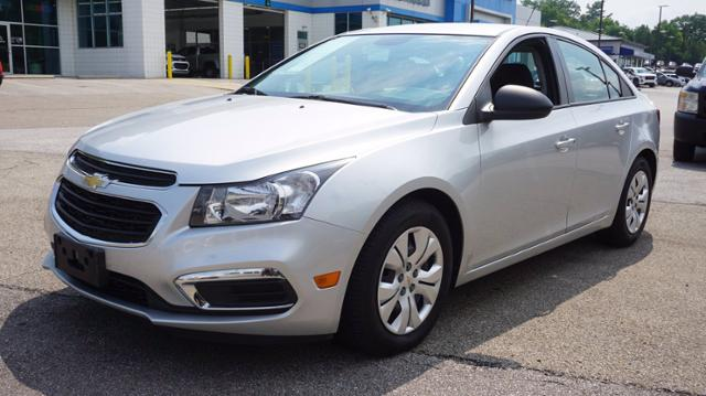 2015 Chevrolet Cruze Vehicle Photo in MILFORD, OH 45150-1684