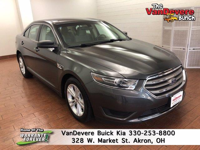 2016 Ford Taurus Vehicle Photo in AKRON, OH 44303-2185