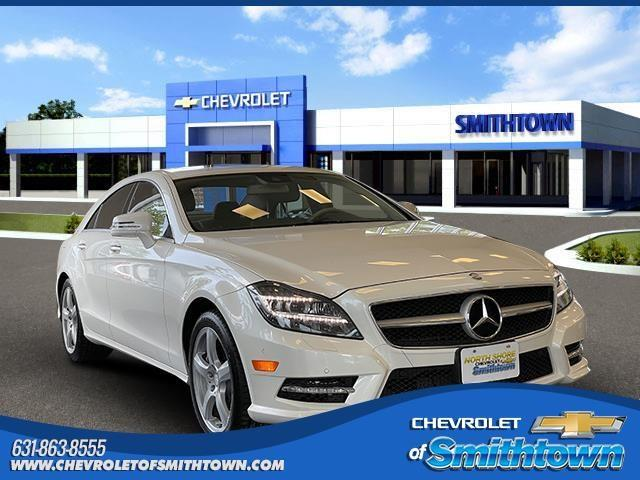 2014 Mercedes-Benz CLS-Class Vehicle Photo in SAINT JAMES, NY 11780-3219