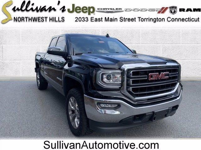 2017 GMC Sierra 1500 Vehicle Photo in TORRINGTON, CT 06790-3111