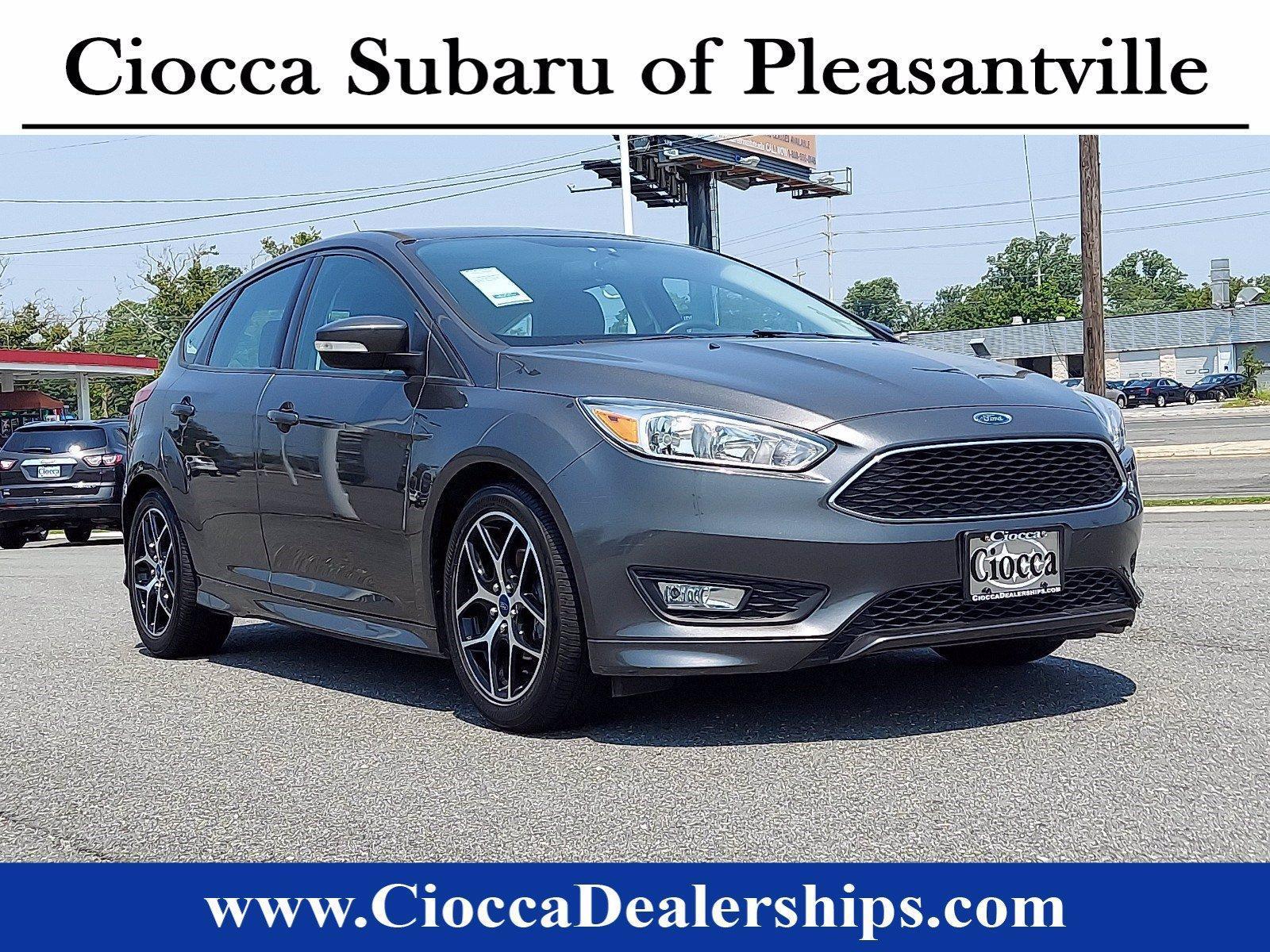 2015 Ford Focus Vehicle Photo in Pleasantville, NJ 08232