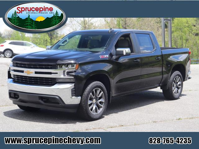 2021 Chevrolet Silverado 1500 Vehicle Photo in Spruce Pine, NC 28777