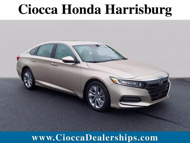 2018 Honda Accord Sedan Vehicle Photo in Harrisburg, PA 17112