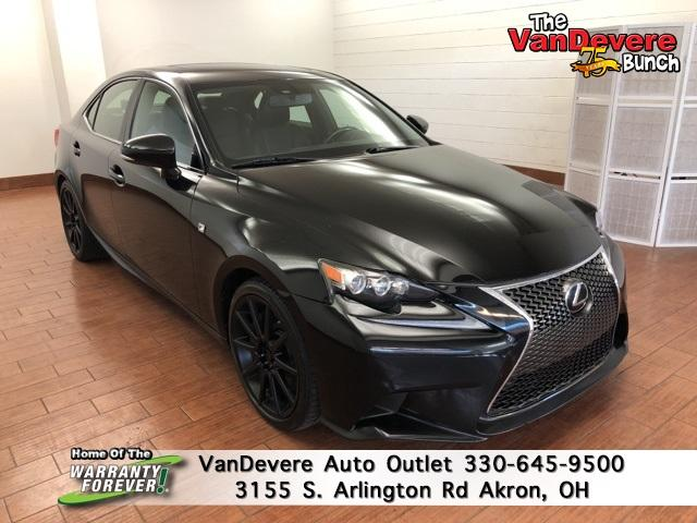 2014 Lexus IS 350 Vehicle Photo in Akron, OH 44312