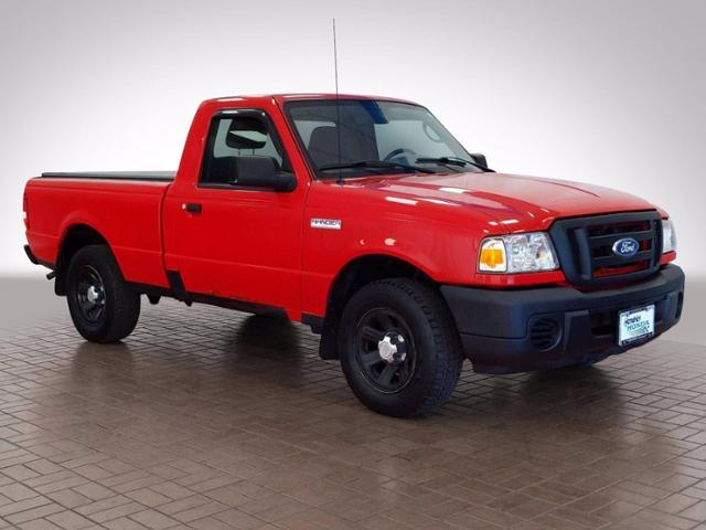 2010 Ford Ranger Vehicle Photo in CHARLOTTE, NC 28212