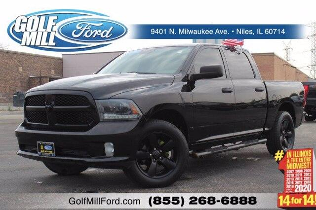 2015 Ram 1500 Vehicle Photo in Plainfield, IL 60586