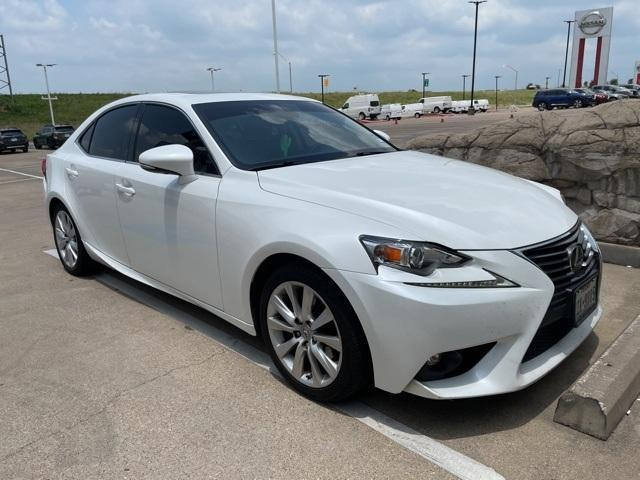 2015 Lexus IS 250 Vehicle Photo in Fort Worth, TX 76116