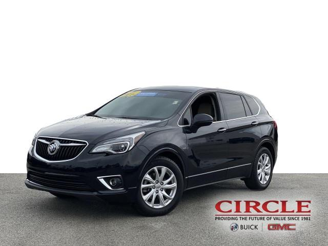 2020 Buick Envision Vehicle Photo in HIGHLAND, IN 46322-2603