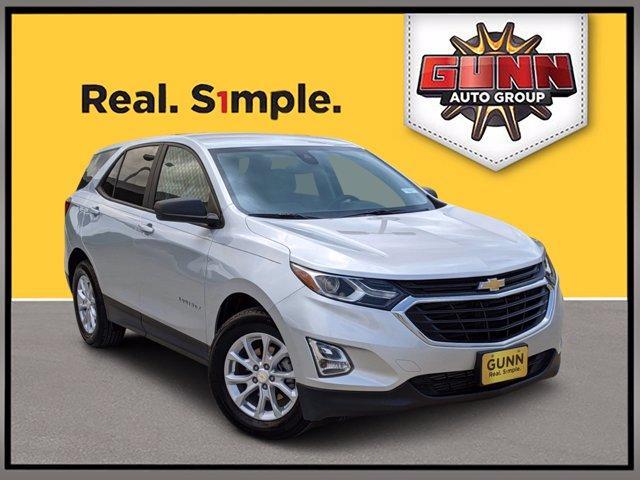 2020 Chevrolet Equinox Vehicle Photo in Selma, TX 78154