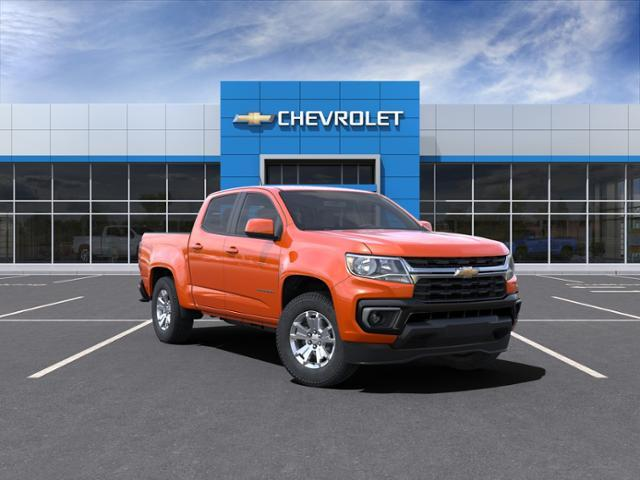 2021 Chevrolet Colorado Vehicle Photo in Odessa, TX 79762