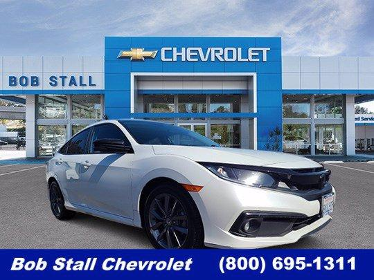 2019 Honda Civic Sedan Vehicle Photo in La Mesa, CA 91942