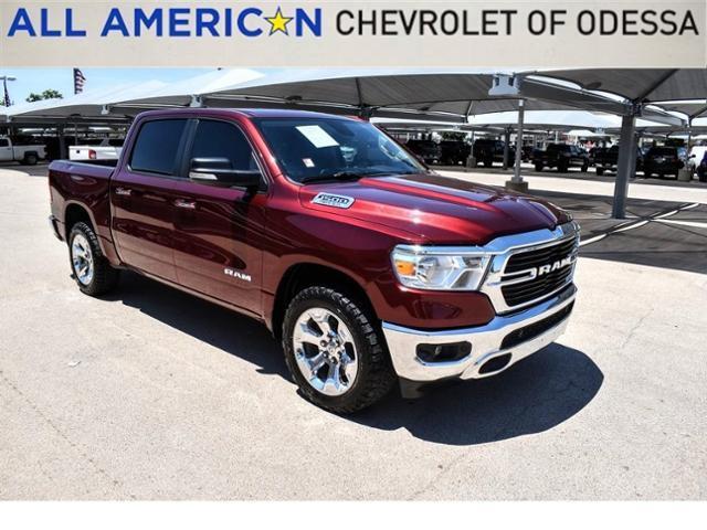2019 Ram 1500 Vehicle Photo in Odessa, TX 79762