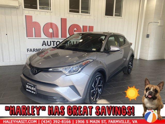 2018 Toyota C-HR Vehicle Photo in Farmville, VA 23901
