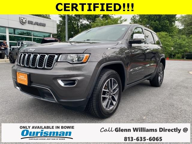 2019 Jeep Grand Cherokee Vehicle Photo in Bowie, MD 20716