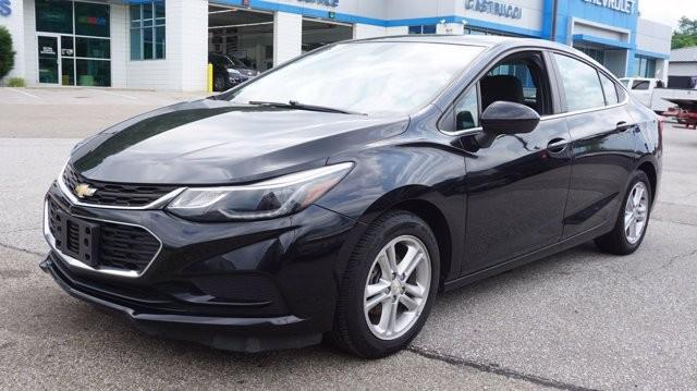 2017 Chevrolet Cruze Vehicle Photo in Milford, OH 45150