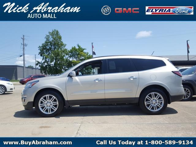 2015 Chevrolet Traverse Vehicle Photo in ELYRIA, OH 44035-6349