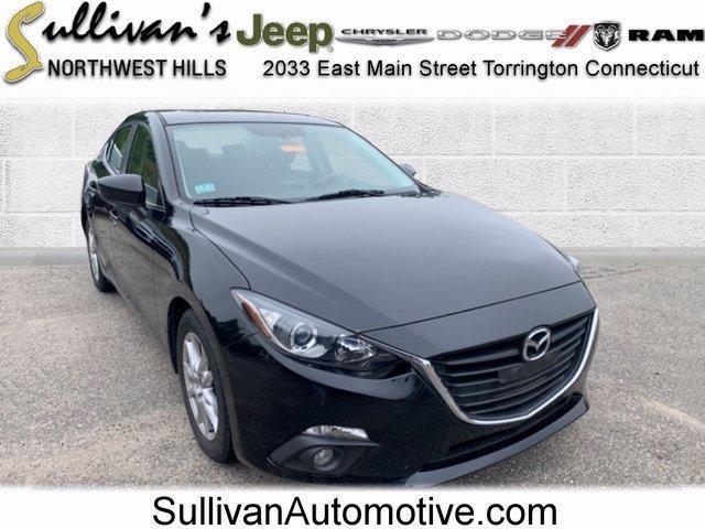2015 Mazda Mazda3 Vehicle Photo in TORRINGTON, CT 06790-3111