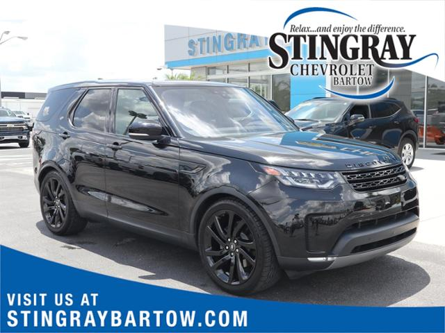 2017 Land Rover Discovery Vehicle Photo in BARTOW, FL 33830-4397